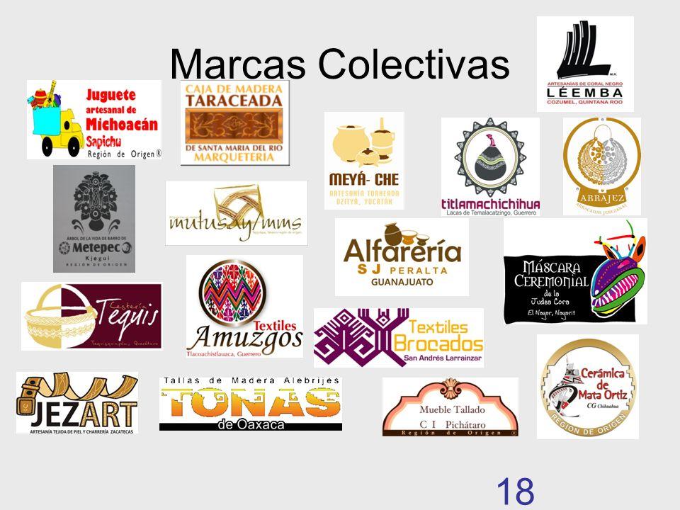 18 Marcas Colectivas