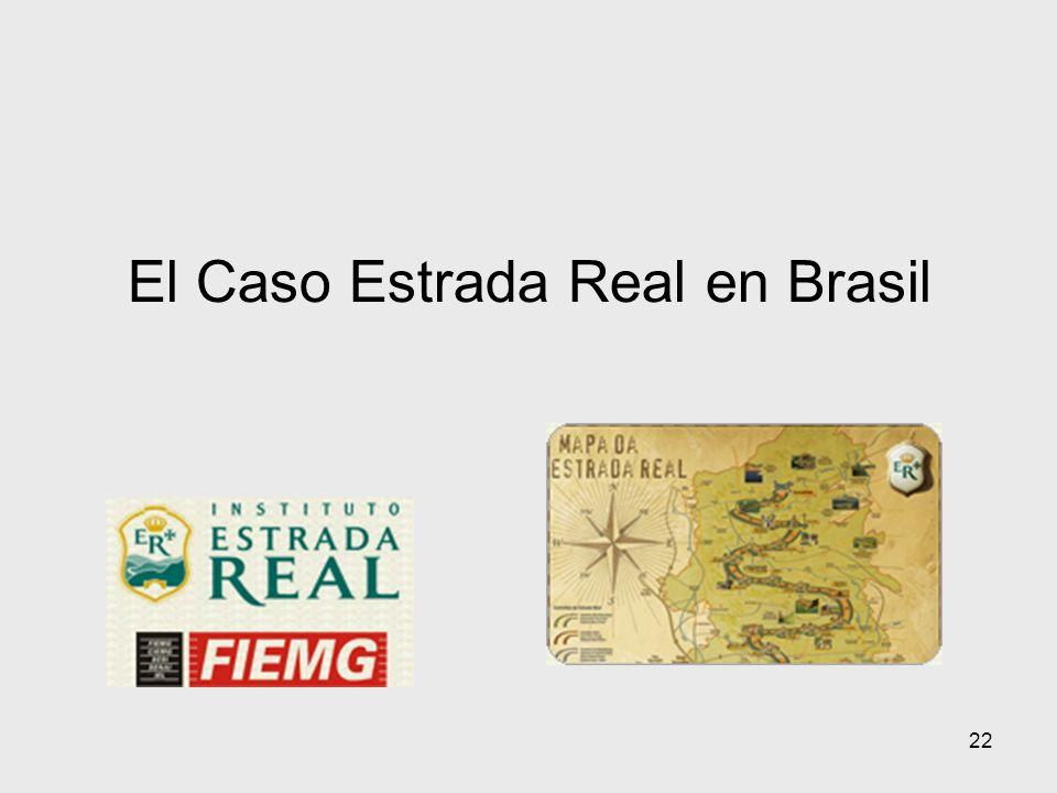 22 El Caso Estrada Real en Brasil