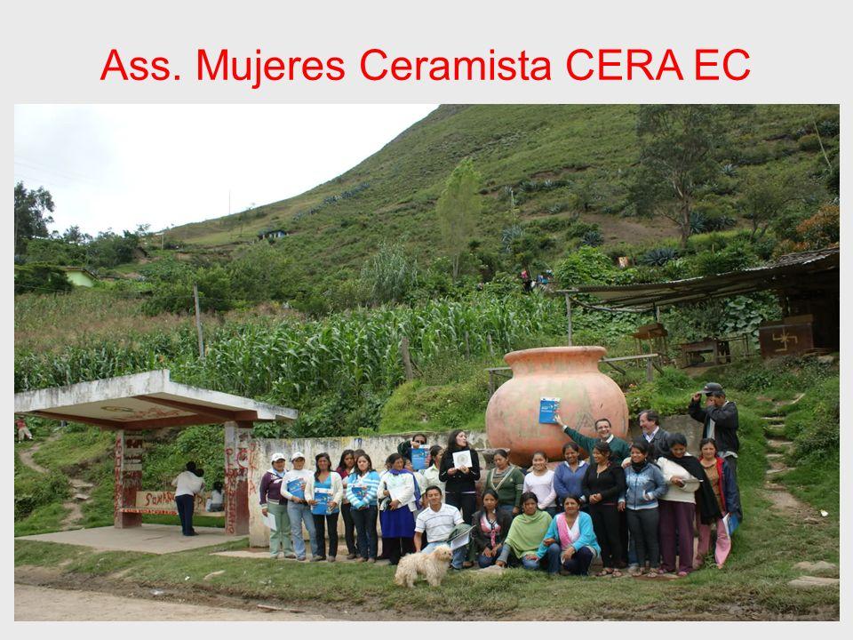 Ass. Mujeres Ceramista CERA EC