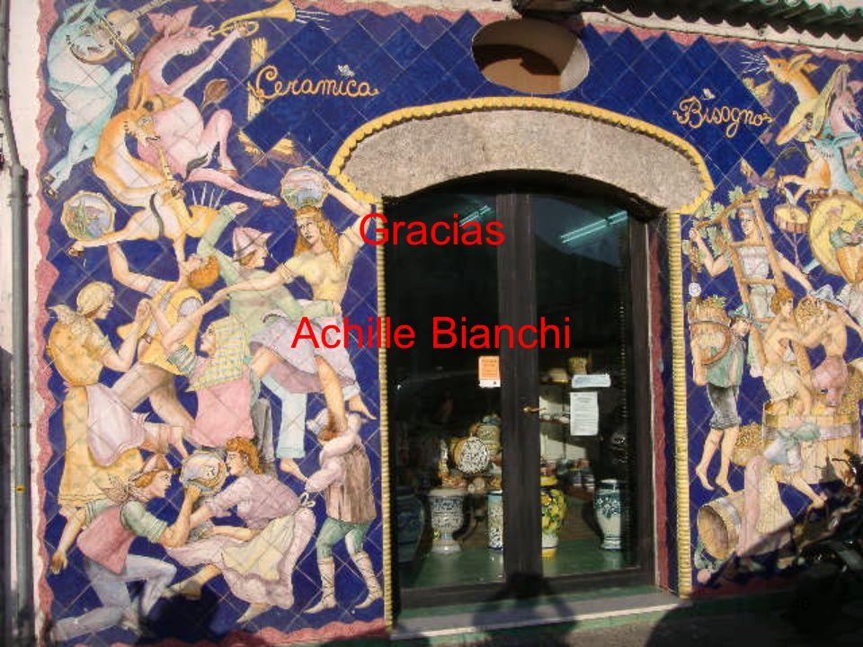 40 Gracias Achille Bianchi