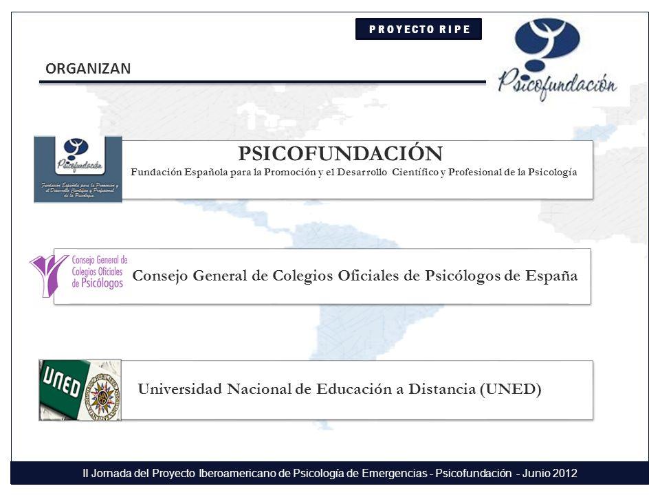Colegio Oficial de Psicólogos de Murcia Dña.