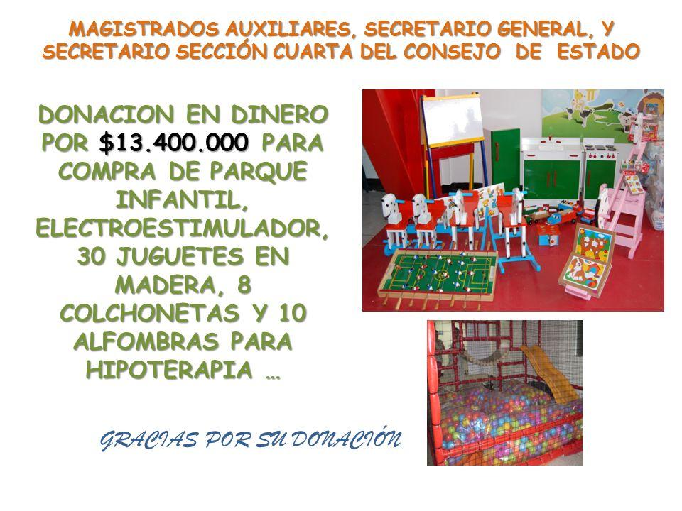 Gracias por su donación SAN ANDRÉS Y PROVIDENCIA ROPA PARA NIÑOS Y NIÑAS