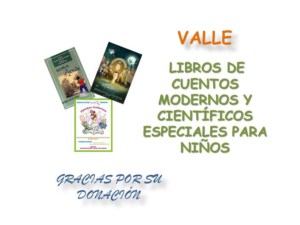 Gracias por su donación CHOCÓ ELEMENTOS VARIOS PARA MANUALIDADES