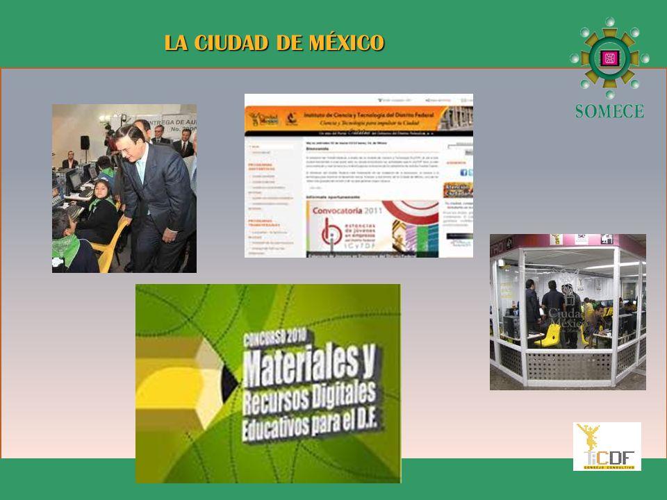 Haga clic para modificar el estilo de título del patrón Haga clic para modificar el estilo de subtítulo del patrón LA CIUDAD DE MÉXICO