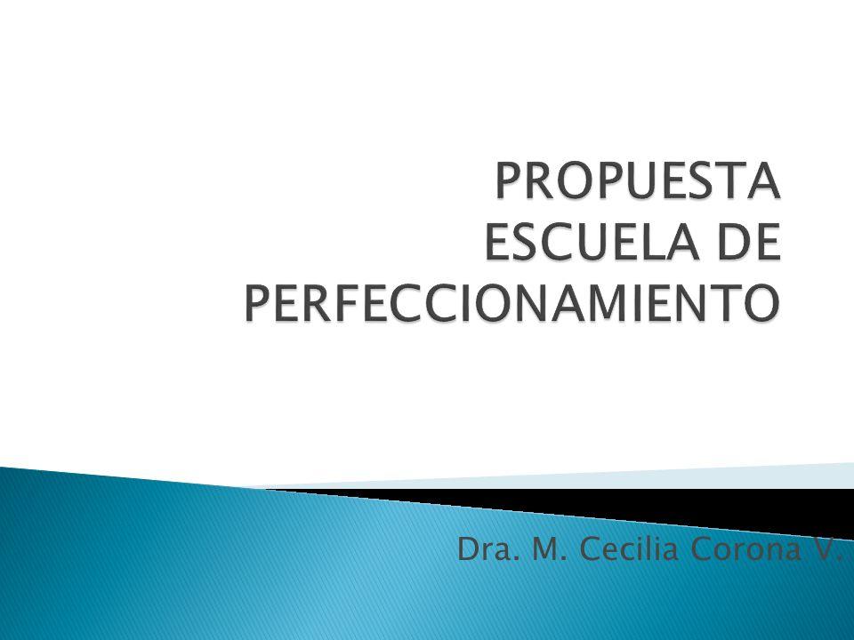Dra. M. Cecilia Corona V.
