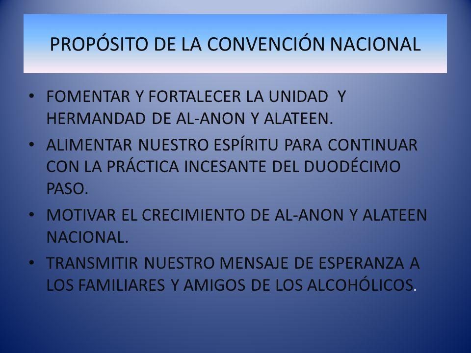 APERTURA DE LA VI CONVENCIÓN NACIONAL POR LA PRESIDENTA DEL CONSEJO DE ADMINISTRACIÓN.