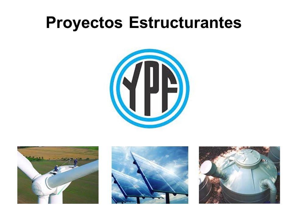 Proyectos Estructurantes
