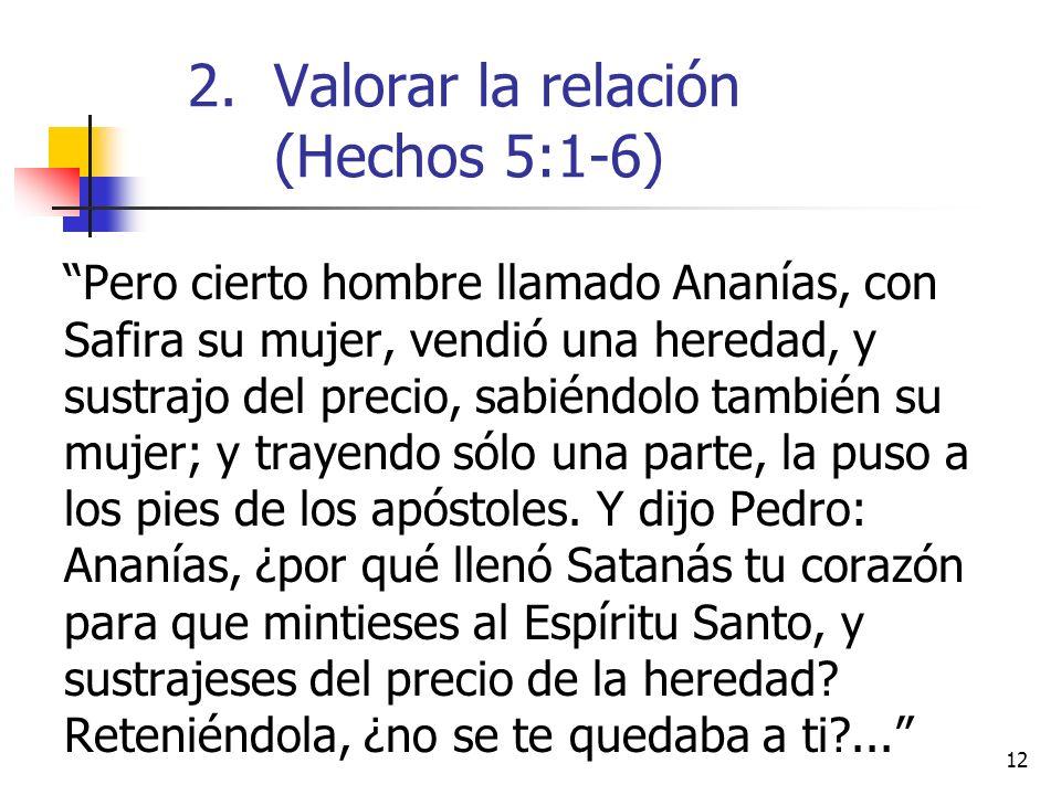 12 Pero cierto hombre llamado Ananías, con Safira su mujer, vendió una heredad, y sustrajo del precio, sabiéndolo también su mujer; y trayendo sólo un
