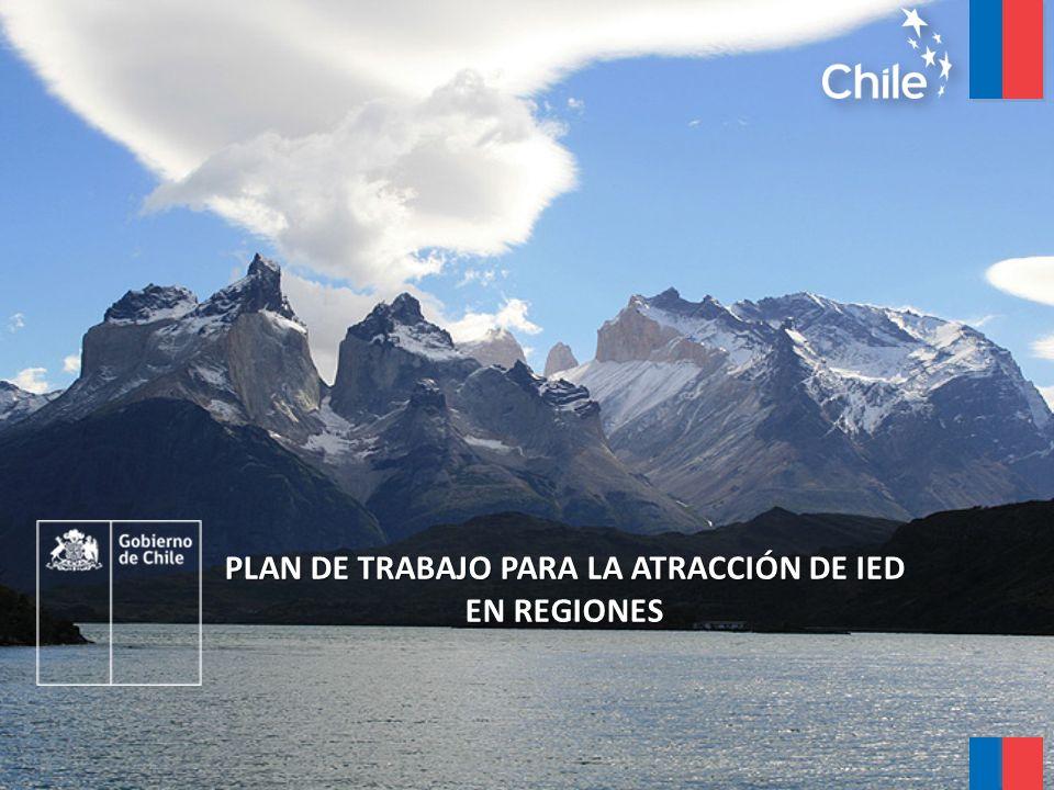 Introducción Chile se caracteriza por ser un país altamente centralizado lo que conlleva un conjunto de efectos negativos.