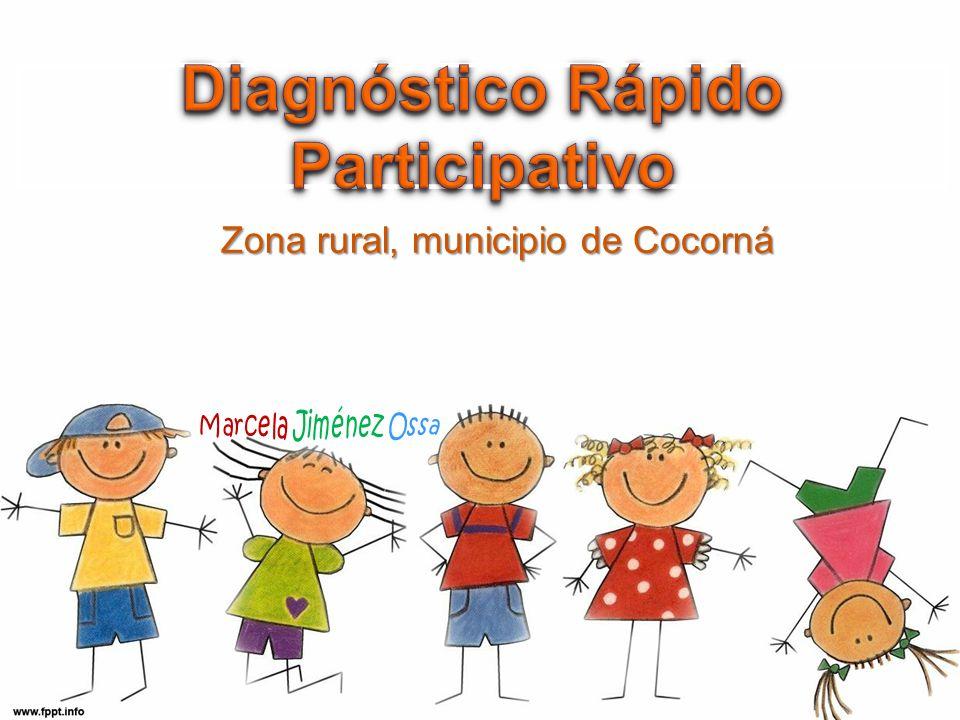 Zona rural, municipio de Cocorná