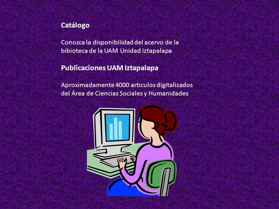 Servicios en Línea Requisitos de los servicios en linea La Coordinación de Servicios Documentales, pone a disposición de la Comunidad Universitaria.