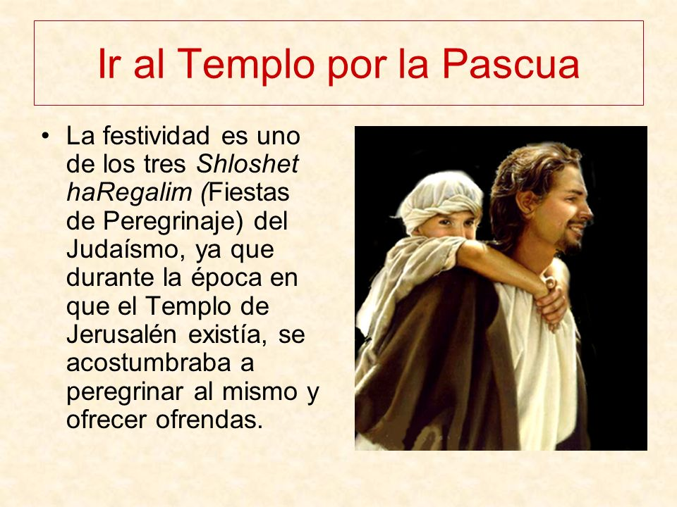 Jesús da un sentido pleno a la pascua judía En la Santa Misa, es el sacrificio glorioso lo que se celebra.