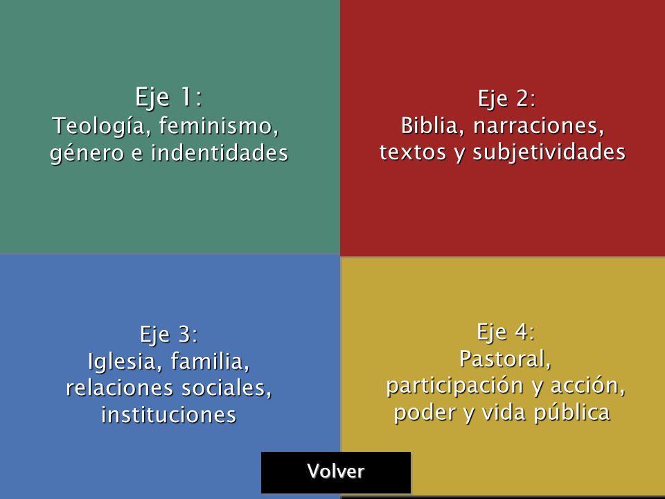 Actas del 1º Congreso de Teólogas Latinoamericanas y Alemanas Volver Fuentes de Hebreo y Griego: Si su procesador de texto no reconoce los caracteres