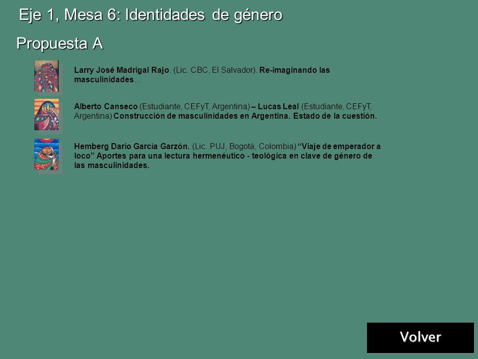 Volver Eje 1, Mesa 5: Filosofía, género y feminismo Propuesta C Cristina Bustamante Escobar. (Lic. PUC Santiago de Chile, Chile) Los aportes de la her