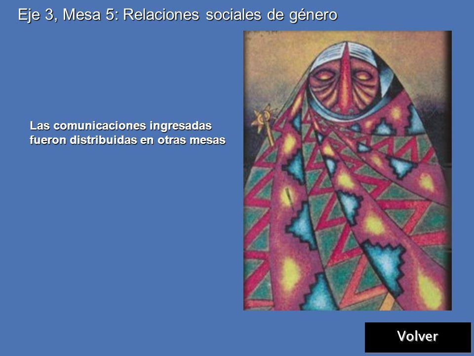Eje 3, Mesa 4: Familia, sociedad y cambio cultural Propuesta A Propuesta B María Marcela Mazzini. (Lic. UCA, Beccar, Argentina) Esposas y madres de ni