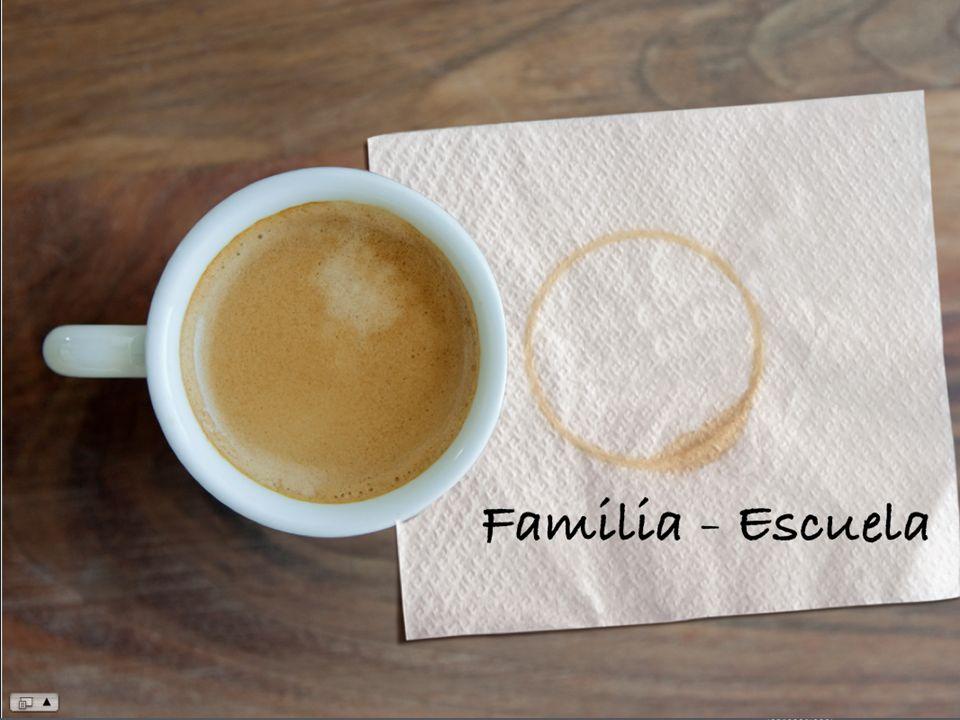 3 La Relación padres de Familia/Escuela Como es su papel en el S.XXI