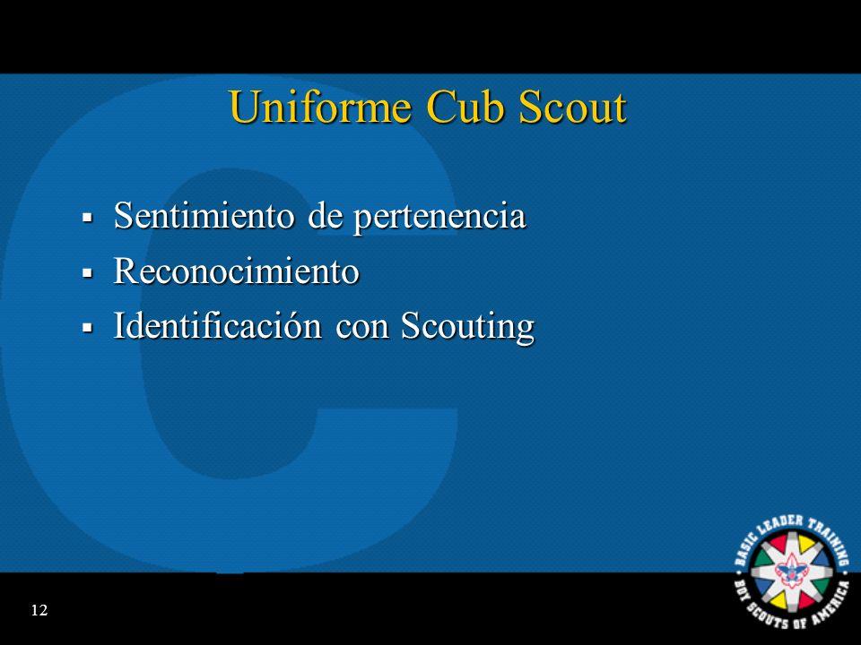 11 Arrow of Light Reconocimiento más importante en Cub Scouting Reconocimiento más importante en Cub Scouting Vínculo entre la transición Webelos-a-Sc