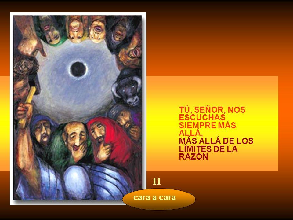 ¿de quién? REALIZA EN NUESTROS CORAZONES MILAGROS DE PENTECOSTÉS COTIDIANO, PARA HACER VISIBLE NUESTRA PASIÓN POR LA UNIDAD 10