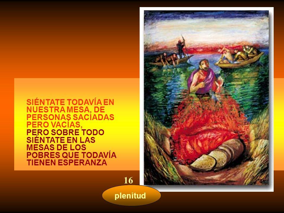 el Viviente TU DICES A TODA MUJER: VE Y ANUNCIA A MIS HERMANOS 15