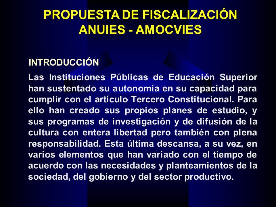 Las Instituciones Públicas de Educación Superior han sustentado su autonomía en su capacidad para cumplir con el artículo Tercero Constitucional.