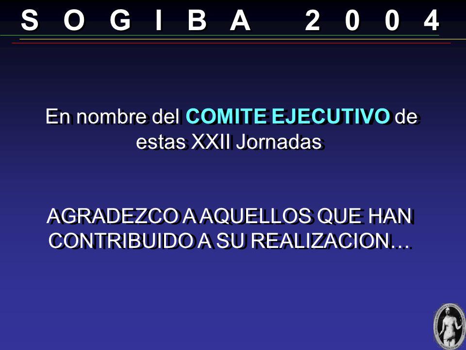 S O G I B A 2 0 0 4 Premio XXII Jornadas de Obstetricia y Ginecología Mejor Video Premio XXII Jornadas de Obstetricia y Ginecología Mejor Video
