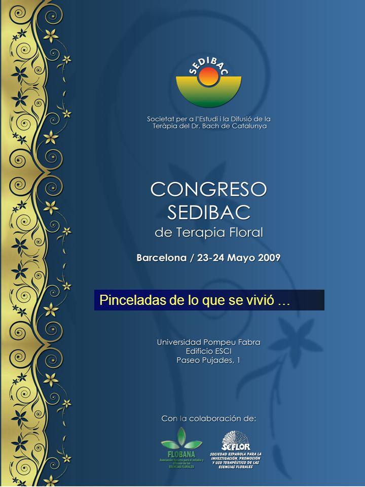 Crónica de un Congreso Texto: Pilar Vidal Clavería Fotos: María Bandín Composición: Silvia Ariki