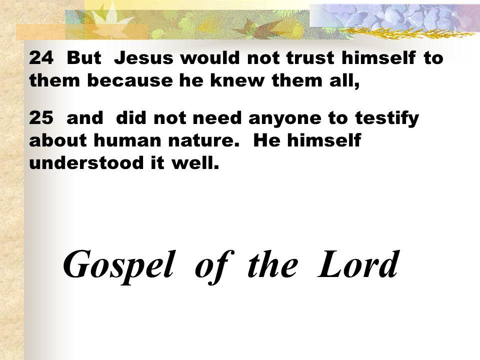 Jesús sabia que ese antiguo templo no iba a durar mucho más tiempo.