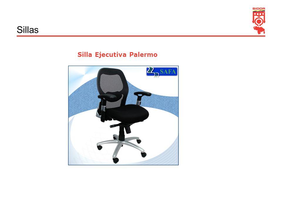 12 Sillas Silla Ejecutiva Palermo