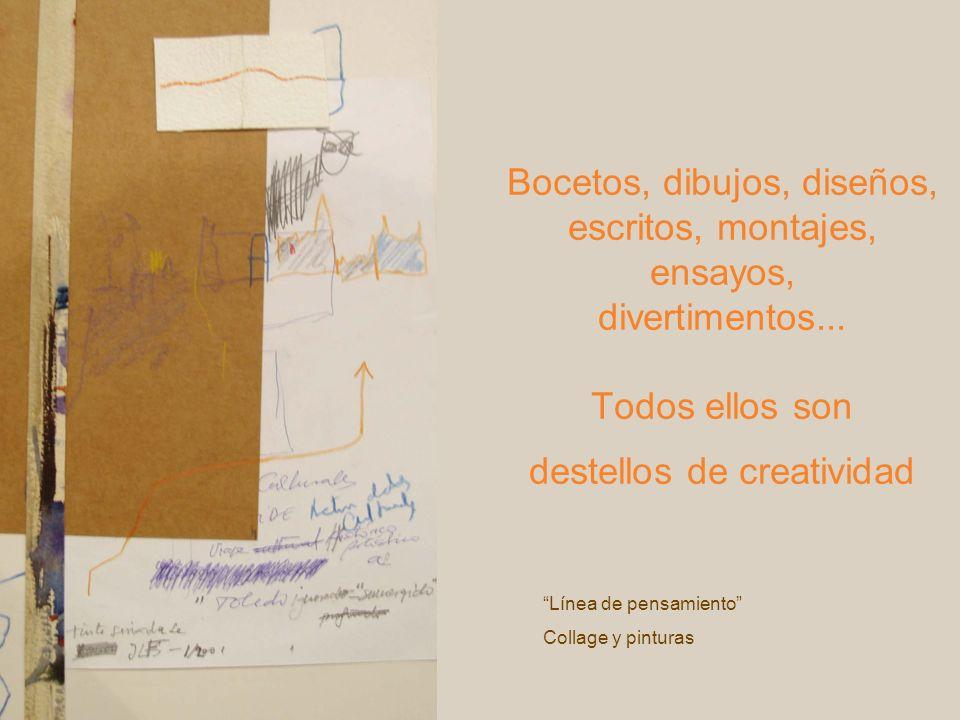 Sentimiento taurino Madera, cartón, cuerda, alambre, pinturas y barniz.