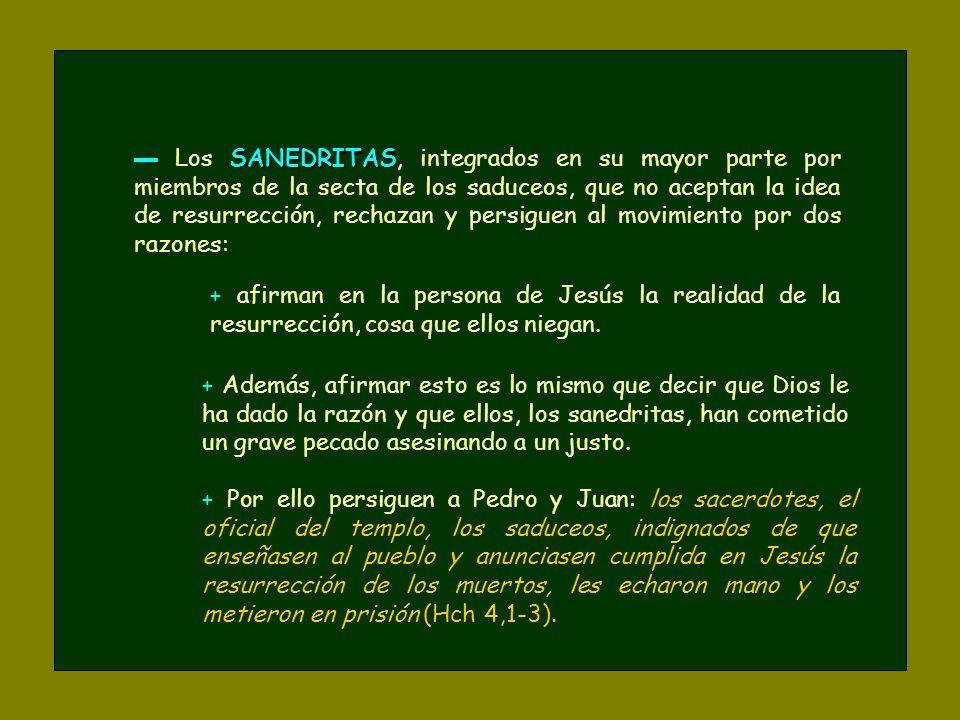 NAZARENOS Los NAZARENOS se presentan como una secta más, junto a las existentes, pero muy peligrosa, porque dicen que la interpretación de Jesús de Nazaret es la verdadera.