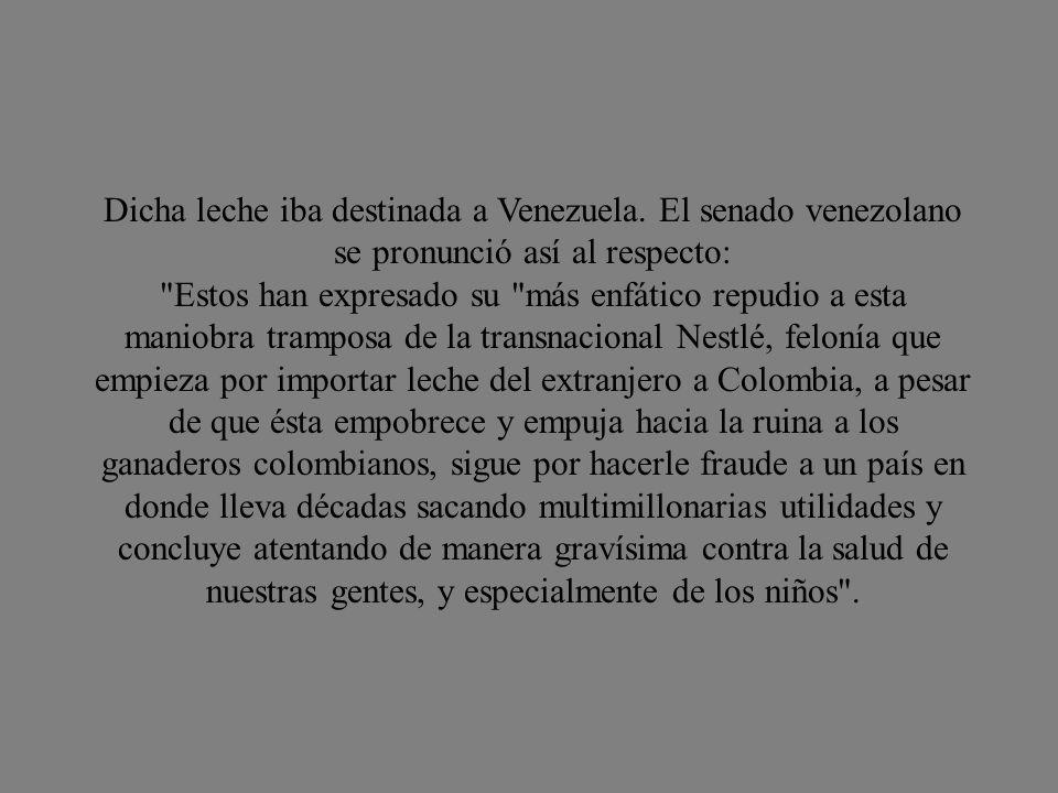 ¿Y en Latinoamérica? El Departamento Administrativo de Seguridad (DAS) colombiano decomisó el pasado 22 de noviembre en el departamento de Quindío 8.0