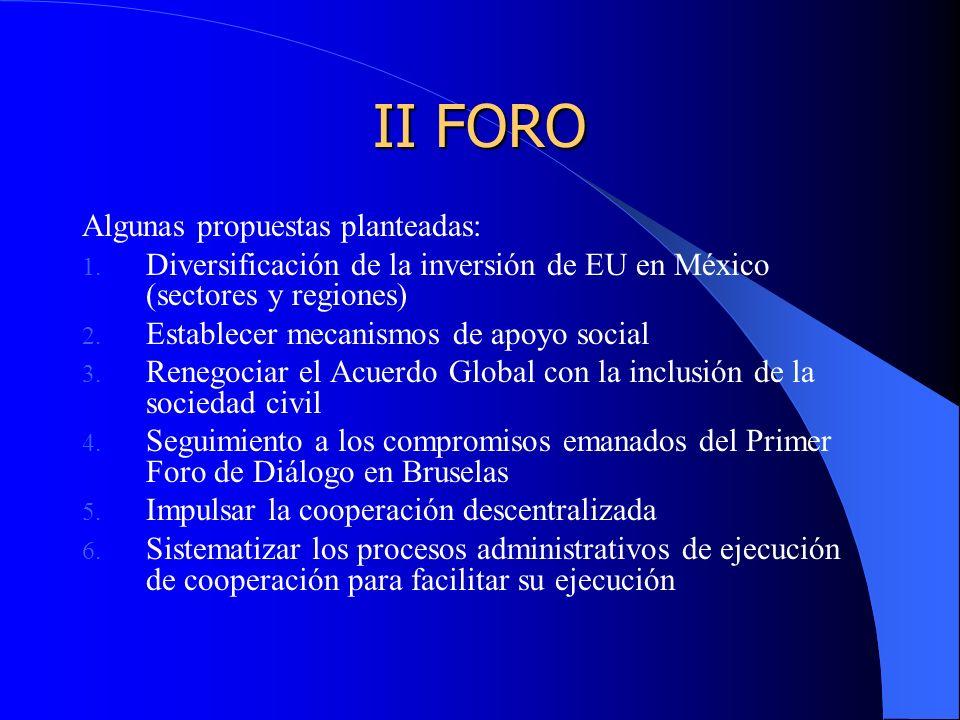 7.Implementación positiva de la claúsula democrática 8.