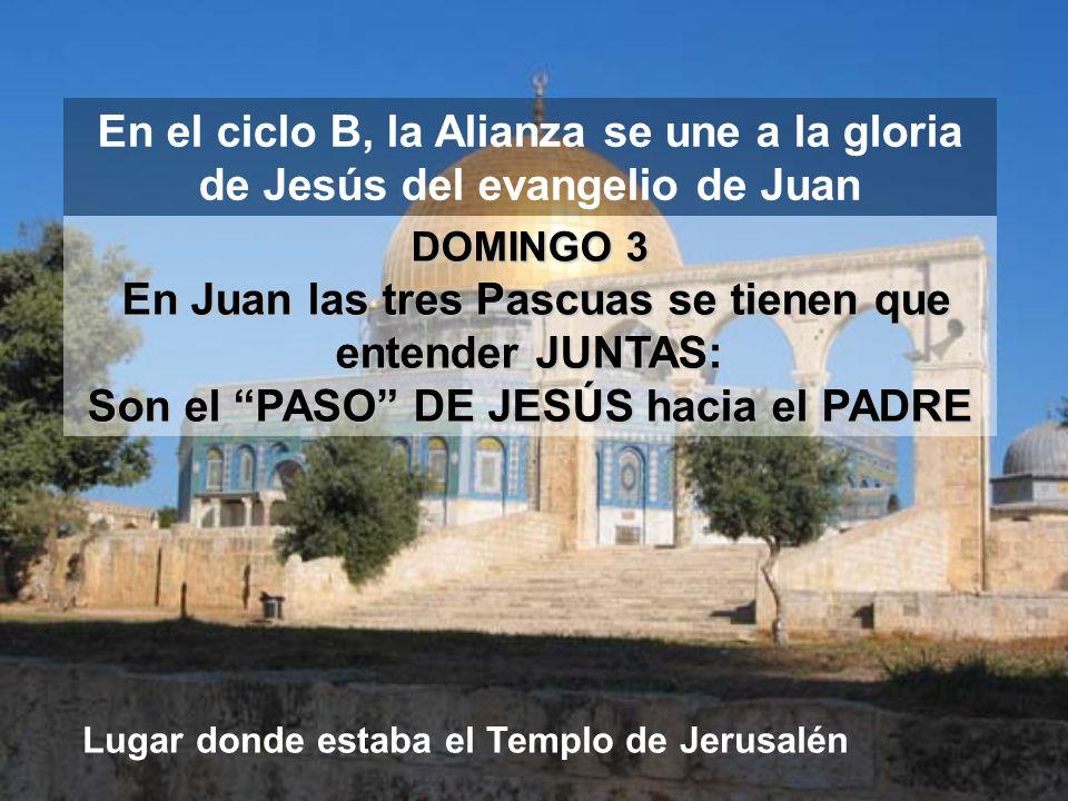 Monjas de Sant Benet de Montserrat Con la Pasión de Bach, digamos Donde quieres que preparemos la Pascua? III Cuaresma B 2009
