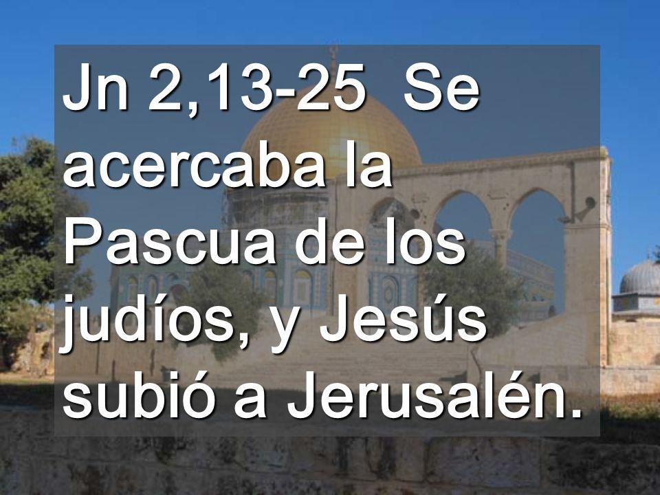 Abajo, muros del antiguo Templo El CUERPO de Jesús, MUERTO y RESUCITADO, es el nuevo Templo