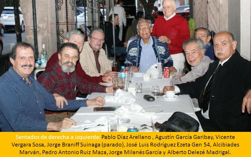 Este evento tuvo lugar en el feudo del Titi JORGE ALEJANDRO MILANES GARCÍA en Polanco denominado Cerro Viento. Por supuesto que platiqué con mi caball