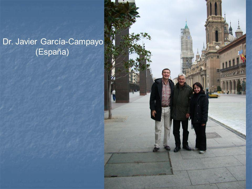 Dr. Javier García-Campayo (España)