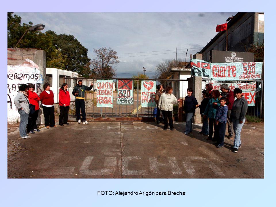 FOTO: Alejandro Arigón para Brecha