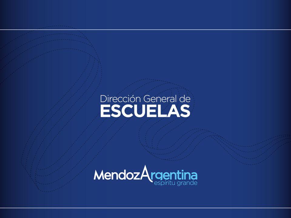 POLÍTICAS EDUCATIVAS DE LA DIRECCIÓN GENERAL DE ESCUELAS 2012 · 2015