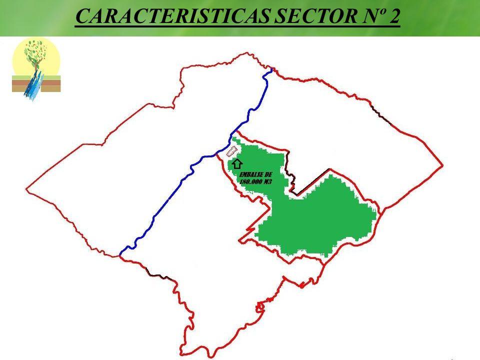 CARACTERISTICAS SECTOR Nº 2