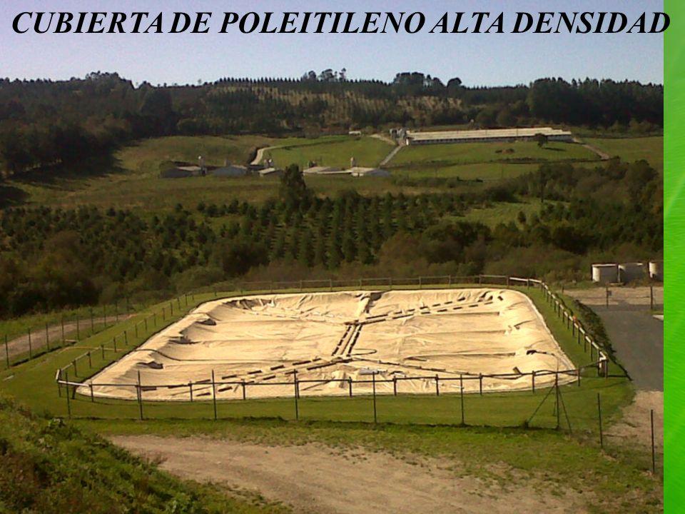 CUBIERTA DE POLEITILENO ALTA DENSIDAD