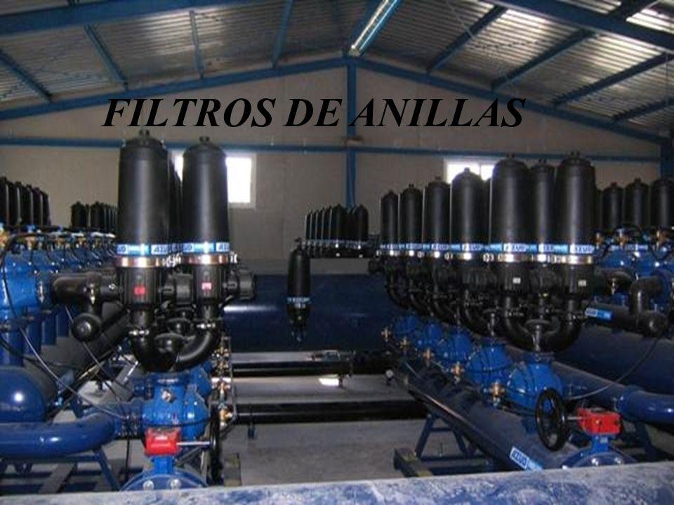 FILTROS DE ANILLAS