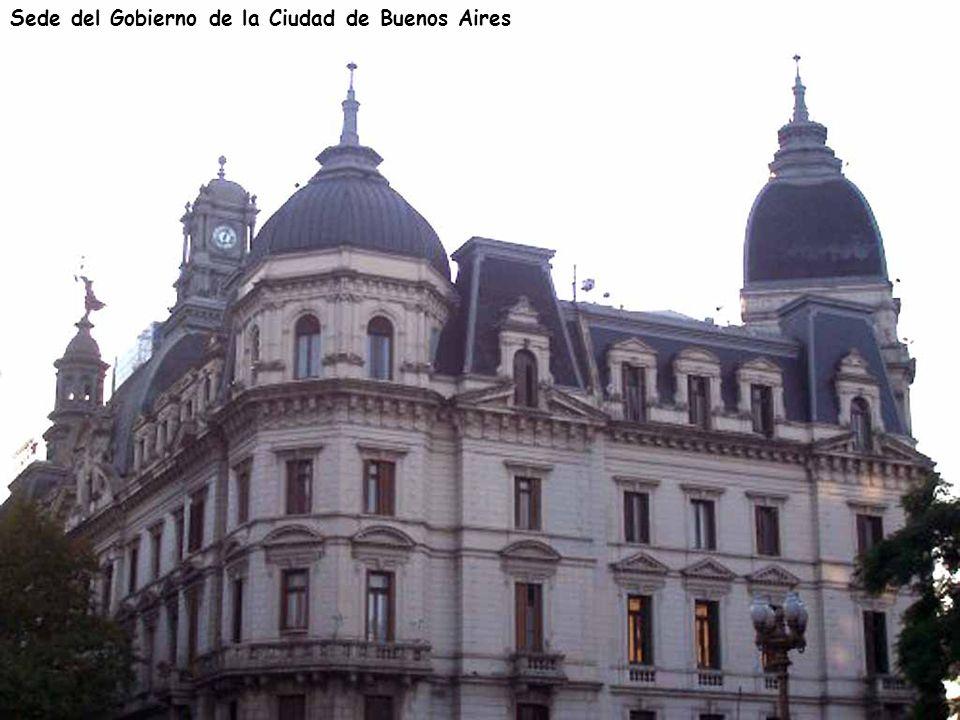 Sede del Gobierno de la Ciudad de Buenos Aires