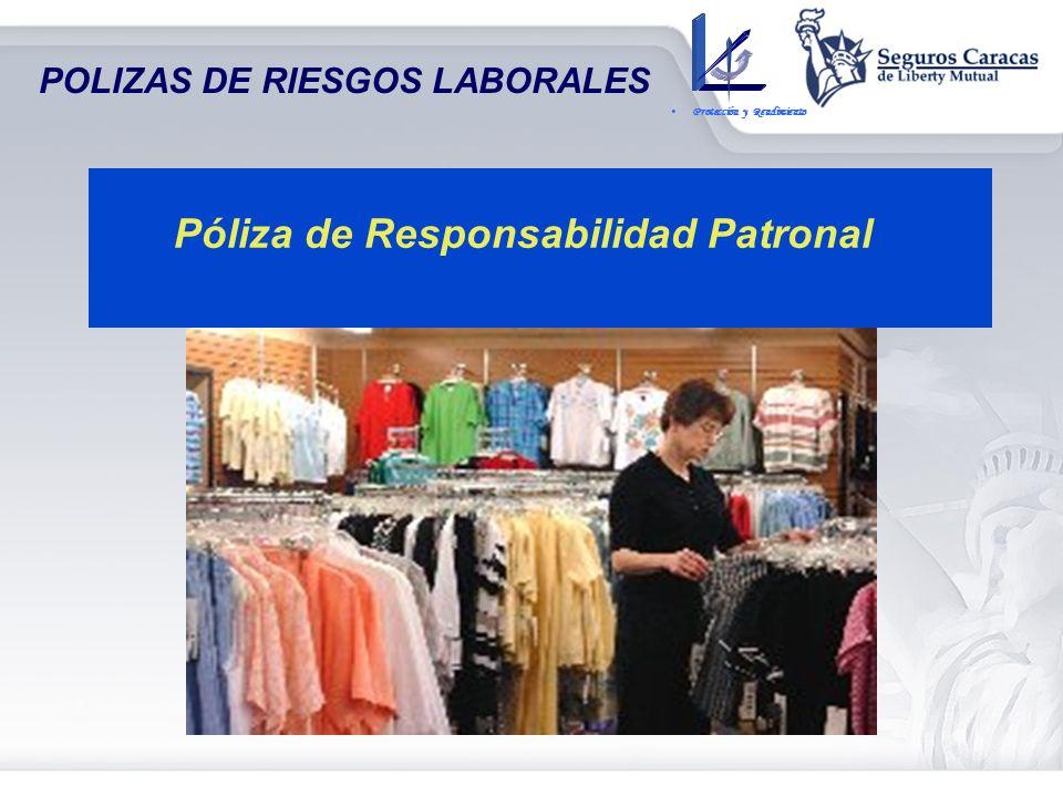 Responsabilidad Subjetiva del Empleador Póliza de Responsabilidad Empresarial Pólizas de Riesgos Laborales Responsabilidad Objetiva del Empleador Póli