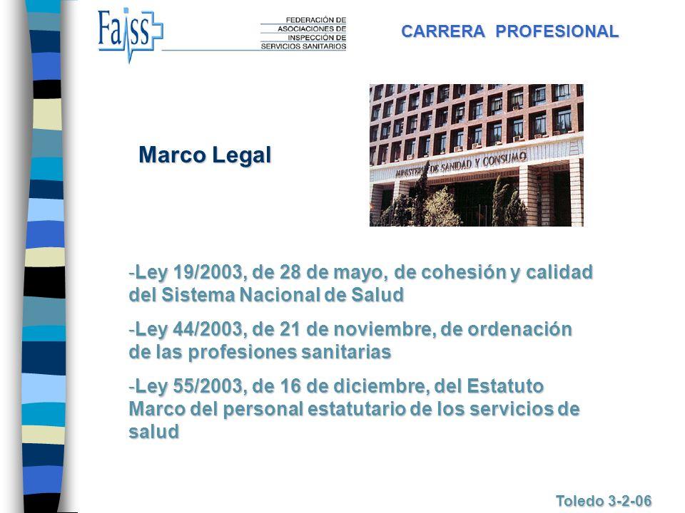 ley 57 2003 de 16 de diciembre de medidas para: