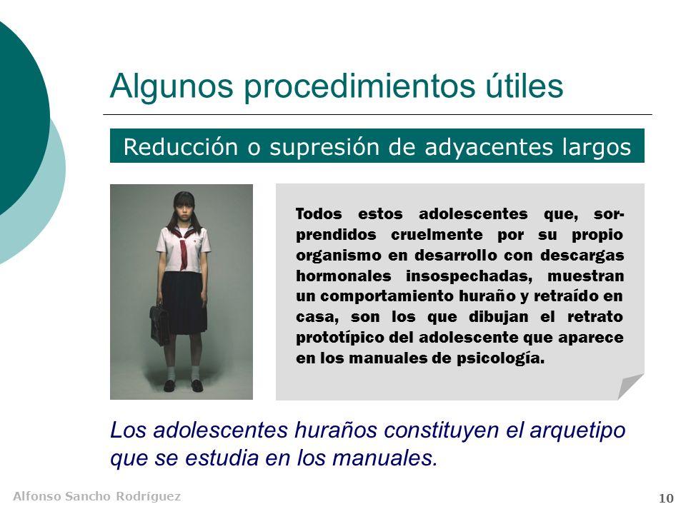 Alfonso Sancho Rodríguez 9 Algunos procedimientos útiles Supresión de datos y cifras EL COSTE DE LA VUELTA AL COLEGIO En los centros públicos no hay g