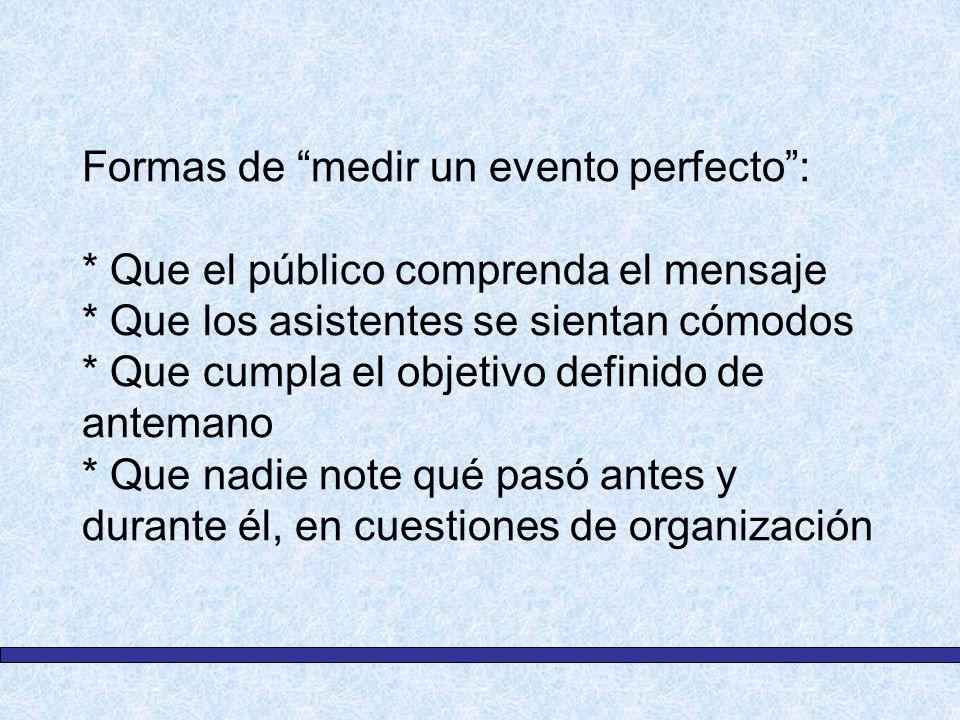 1)Definir: * Objetivo: ayuda a enfocar esfuerzos y coordinar tareas * Forma social: acto, comida, congreso, jornada, encuentro, exposición, muestra, recordación, etc.