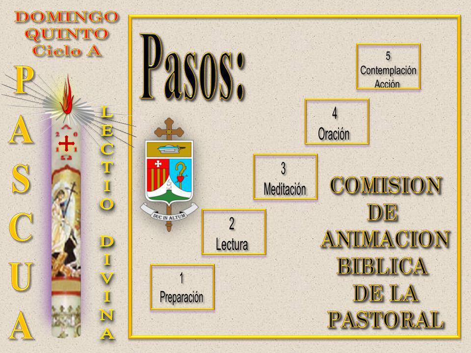 8 Le dice Felipe: –Señor, enséñanos al Padre y nos basta.