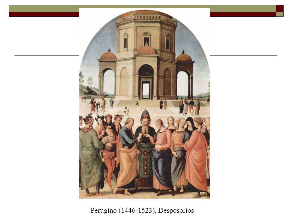 Perugino (1446-1523), Desposorios