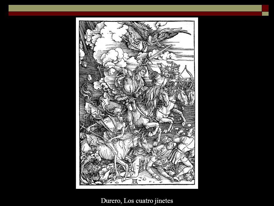 Durero, Los cuatro jinetes