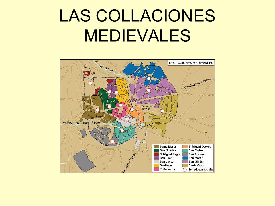 LAS COLLACIONES MEDIEVALES